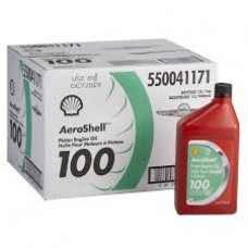 OIL MINERAL AEROSHELL 100   BOX