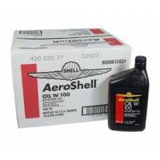 AEROSHELL W100 OIL ASHLESS DISPERSANT  12 QTS