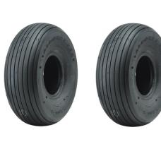 500-5 6 PLY Aero Trainer Tyres  (2 tyres)