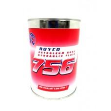 756 ROYCO HYDRAULIC FLUID 1 GALLON