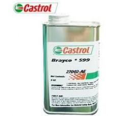 BRAYCO 599   ADDITIVE ANTI CORROSION  OIL 1 BOX - 12 CANS