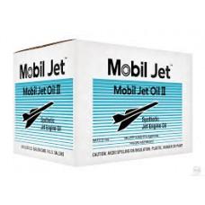 MOBIL JET OIL II , 1 BOX 24 QTS