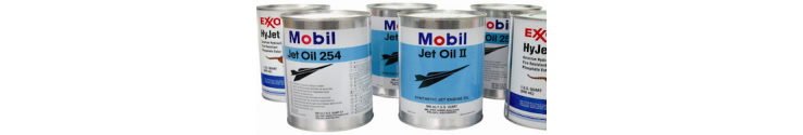 Mobil Jet Oil and Grease