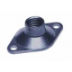 MS21049L08K (8-32) Two-Lug Low Height 100° Countersunk Nutplate,Dimpled Hole 10 Pack