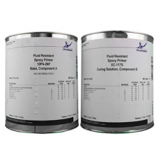 Primer : GREEN Epoxy Primer 10P4-2NF AkzoNobel 1 Quart Kit