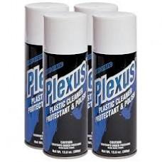 PLEXUS PLASTIC CLEANER 13OZ  FOUR PACK