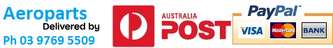 Aeroparts | Australian Sales  Tel 03 9769 5509